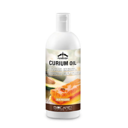 curium oil